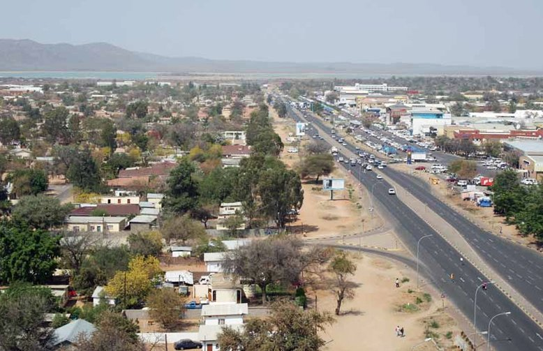 Gaborone Area Model.PageTitle