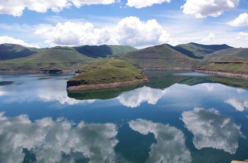 Katse Dam