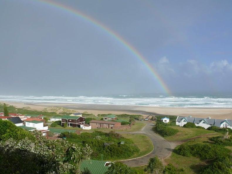 Rainbow over Oyster Bay