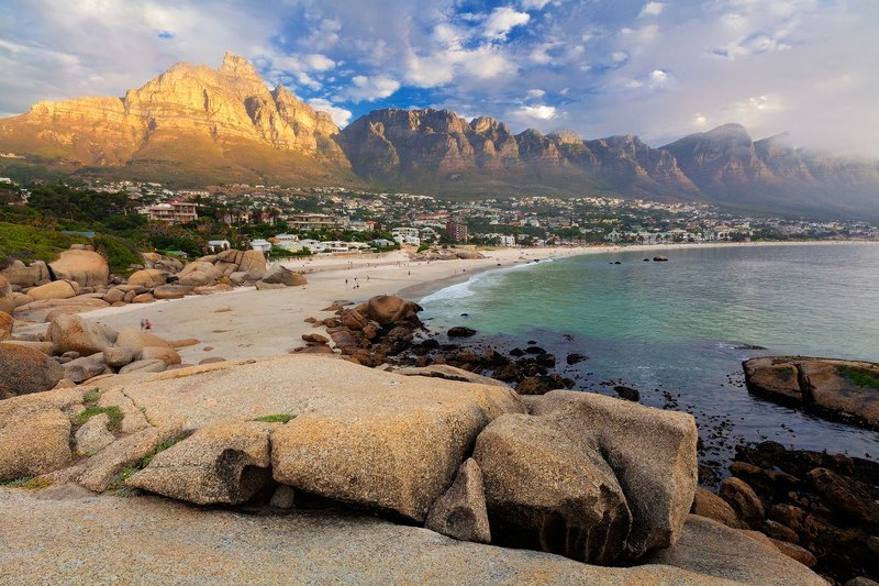Camps Bay and Twelve Apostles