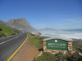 Misty Cliffs