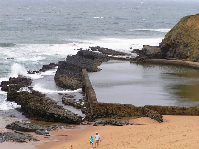 Tidal Pool at Shaks's Rock