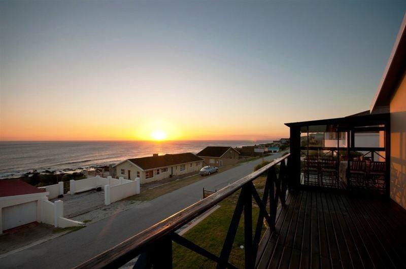 Seaview sunset