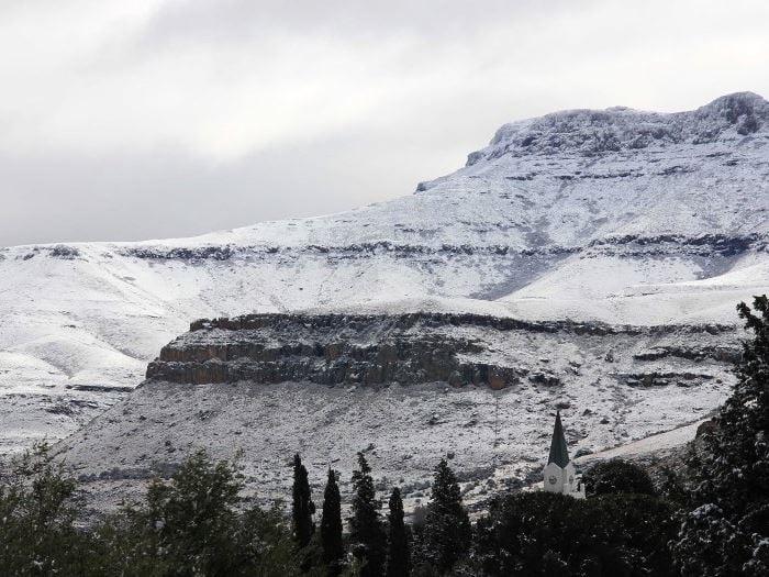 Witteberg Mountains