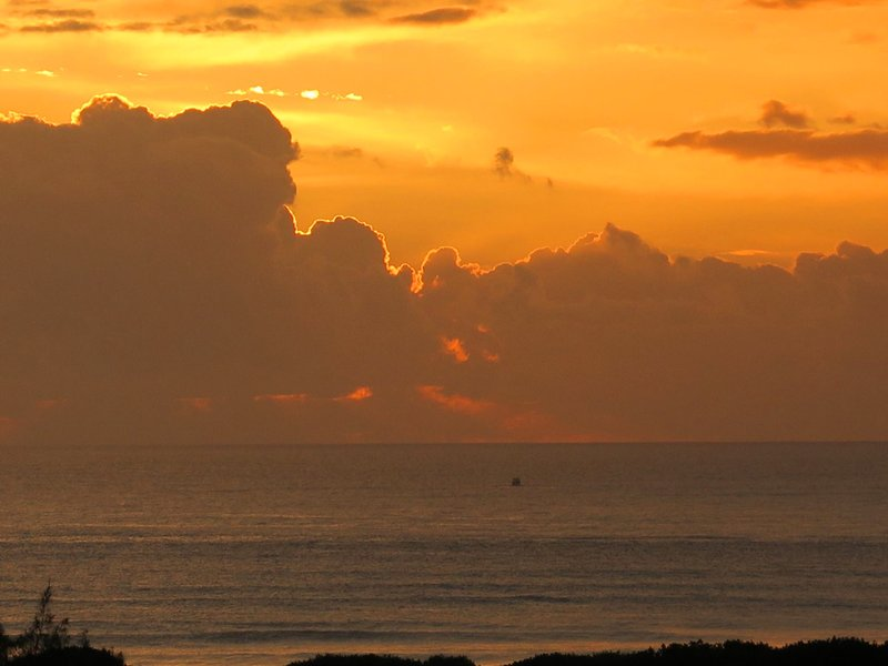 Ponta do Oura sunrise