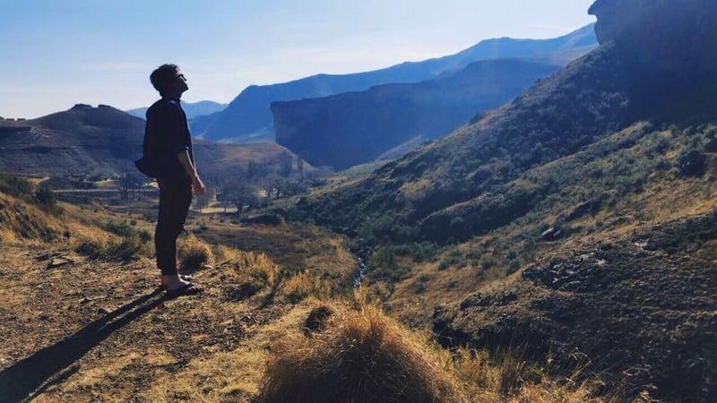Hiking in Golden Gate Highlands National Park