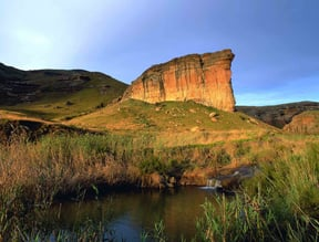 Golden Gate Highlands National Park Accommodation