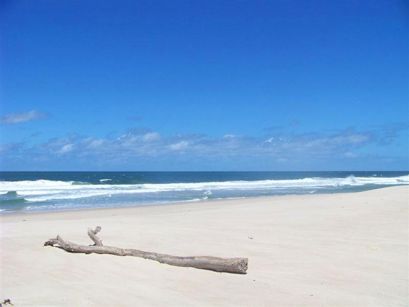 Calanga Beach, Manhica