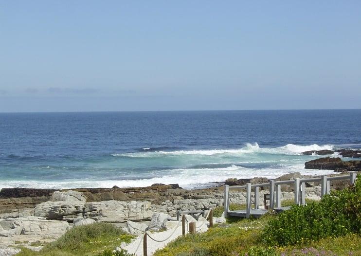 Westcliff beachfront