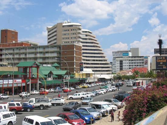 Windhoek Central Model.PageTitle