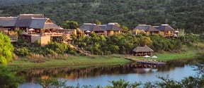 Pumba Private Game Reserve Accommodation