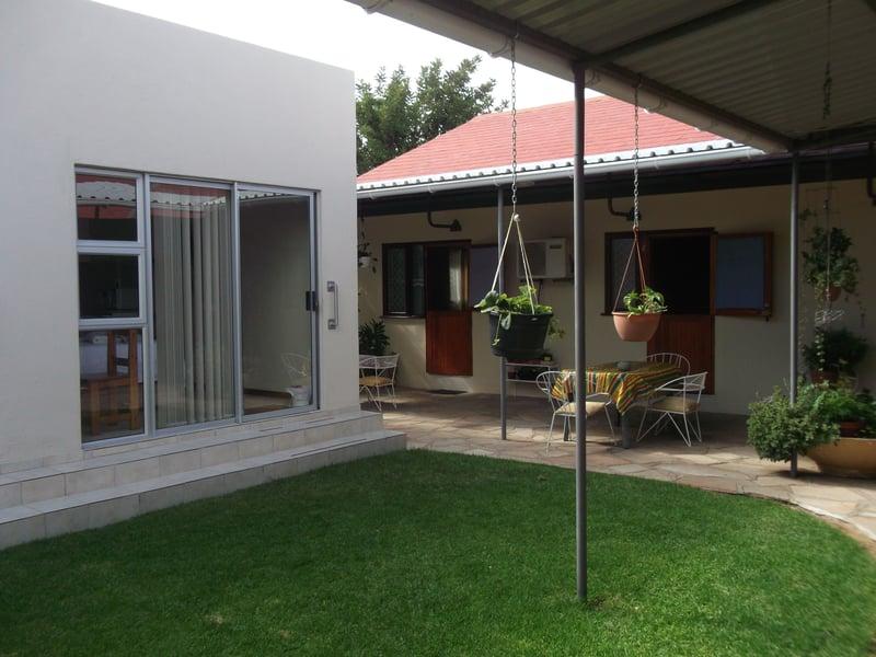 weekend getaway Springbok