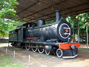 Barberton Steam Locomotive