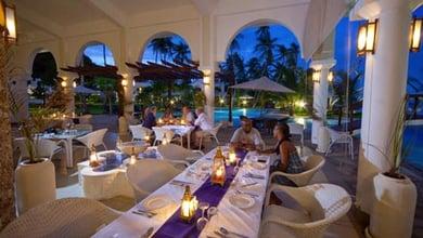 Restaurants in South Coast Kenya