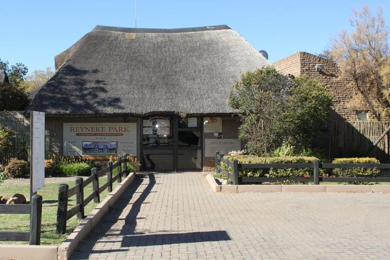 weekend getaway Quaggafontein
