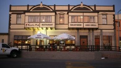 Restaurants in Swakopmund