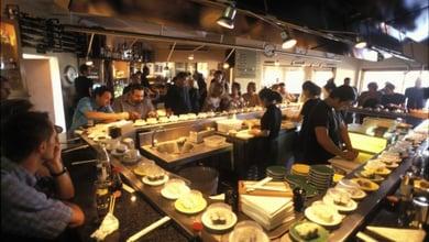 Restaurants in Camps Bay