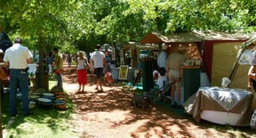 Country Craft Market scene