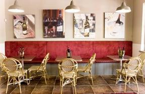 Riebeek Cellars tasting room