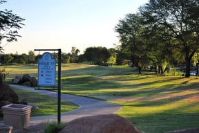 Parys Golf & Country Estate golf course