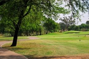 Parys Golf & Country Estate fairway